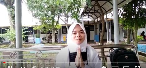Kata Sambutan Tahun Ajaran Baru 2020 2021 Oleh Sekretaris OSIS SMA Negeri 5 Binjai