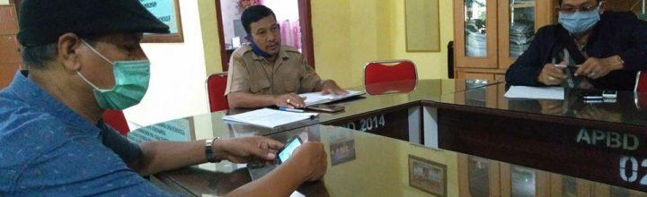 Rapat Penerimaan Peserta Didik Baru (PPDB) SMA Negeri 5 Binjai