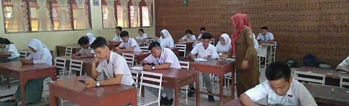 Ujian Semester Berbasis IT di SMA Negeri 5 Binjai